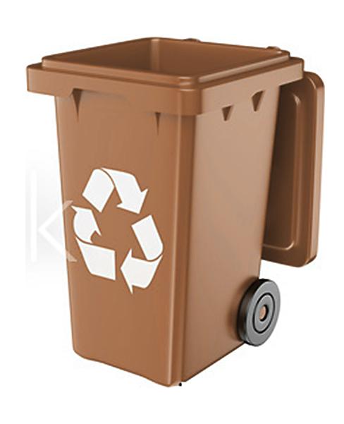 Mobile Mülltonnenreinigung