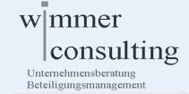 Wimmer Consulting GmbH Unternehmensberatung